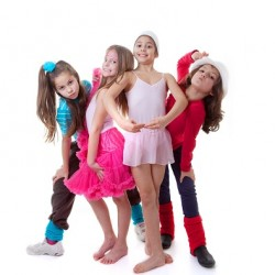Contemporary dance 1 (8 to 13 years old) - MTL - South West