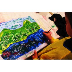 drawing and painting course for children