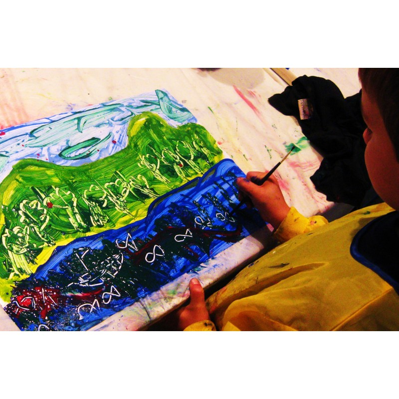 Painting Drawing And Watercolor Classes For Children 4 To