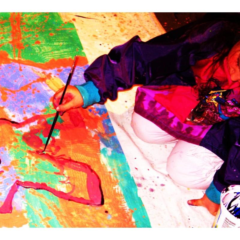 Cours De Dessin Peinture Et Aquarelle Pour Les Enfants De 4 à 6 Ans
