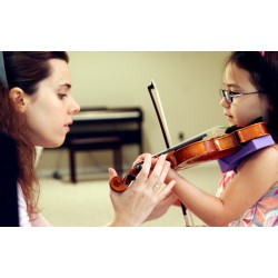 Individual violin lessons - ages 5 + - LAVAL