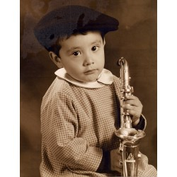 Individual saxophone lessons - ages 5 + - LAVAL