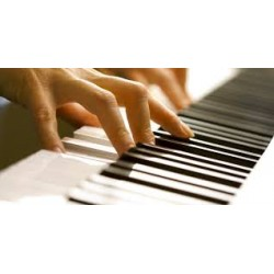 Individual piano lessons - youth - LAVAL
