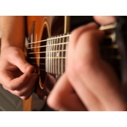 Individual guitare lessons - youth - LAVAL