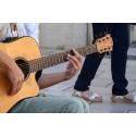 Individual guitar lessons - LAVAL