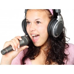 Individual singing lessons - youth - LAVAL