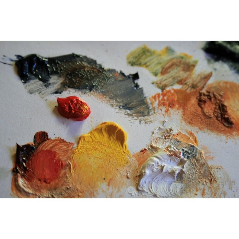 Atelier De Techniques De La Couleur En Peinture Acrylique À Montréal