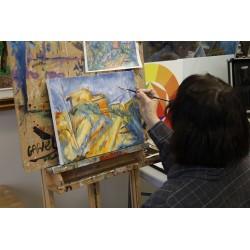 Peinture à l'huile - Adultes - Longueuil
