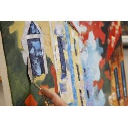 Peinture à la spatule- Adultes - Longueuil