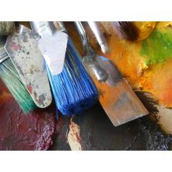 Peinture acrylique débutants - Adultes - MTL - Plateau Mont-Royal