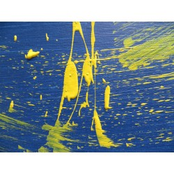ETE - Cours de peinture abstraite - Adultes - MTL - Ville Marie