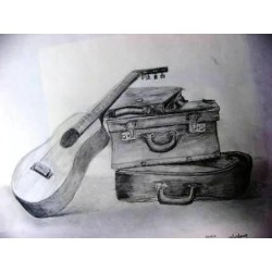 Drawing - Adults - Longueuil