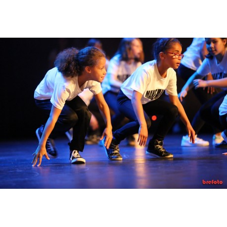 Hip Hop for kids (ages 4 to 6) - Laval