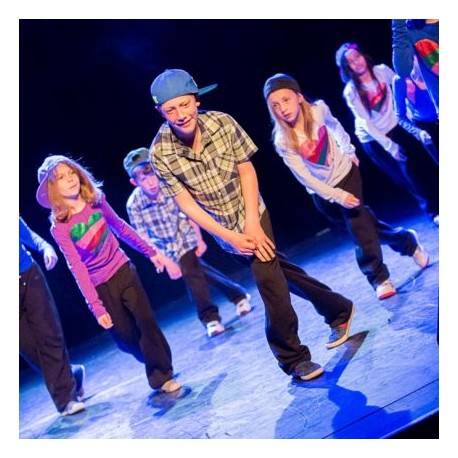 Hip Hop for kids (ages 5 to 8) - Laval