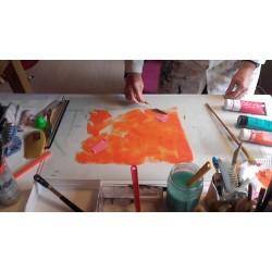 Atelier de Monotype - Adultes - MTL - Ville Marie