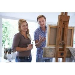 Peinture à l'huile - Adultes - MTL - Plateau Mont-Royal