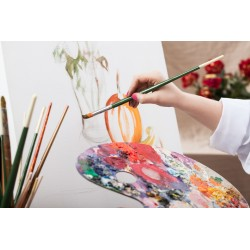 Peinture huile ou acrylique - débutant - Adultes - Longueuil