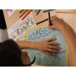 Dessin, aquarelle, et pastel (6 à 9) - Longueuil