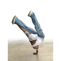 Breakdance 1 (6 to 12 years old) - MTL - South West